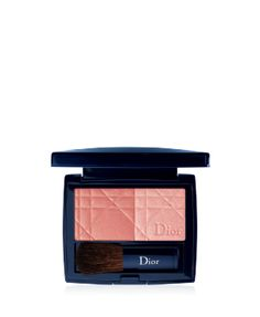 Wonderful blush = soft and a pop of color.
