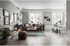 Przestrzeń w małym apartamencie