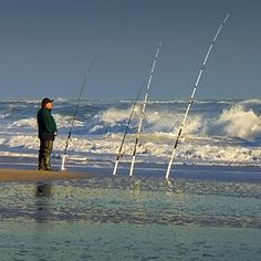 Surf Fishing Tips - Tips on How to Surf Fish