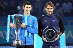 「これ以上のフィニッシュはない」ジョコビッチがフェデラーを下して初の4連覇達成 [ATPファイナルズ]|ATP(男子ツアー)|ニュース|THE TENNIS DAILY