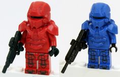 Custom HALO Red vs Blue MATER CHIEF Limited Edition Figure http://www.ebay.com/itm/181188770148?ssPageName=STRK:MESELX:IT&_trksid=p3984.m1555.l2649