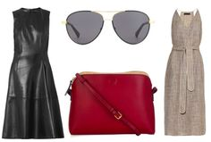 Favourite dresses, sunglasses and handbags from the row brand