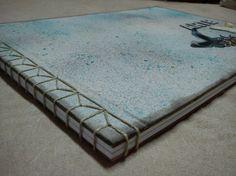 "Book ""ARTE"" _ japonese bookbinding"