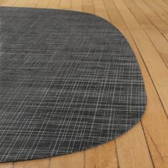 Abstract Lounge Weave Floor Mat, large, in grey for under DR table, or in oatmeal for LR option