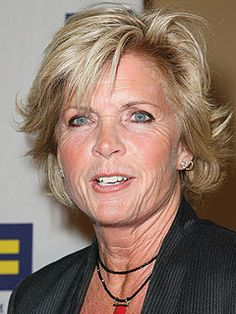 Meredith Baxter. She endured years of abuse in her marriage to David Birney. I am so happy she has come into her own and discovered her best self