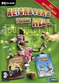 Neighbours From Hell 1 Full Compressed Download Free for pc