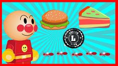 #Anpanman Toys Anime Extra Edition Episode 03: Cookies ant Alice in Wonderland アンパンマン アニメ おもちゃ Help Us 100.000 Subscribers: https://www.youtube.com/channel/U...