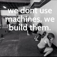Build your machine at serioussteel.com