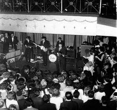 Beatles 10/04-1963 Majestic Ballroom, Birkenhead
