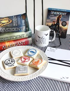 Divergent movie celebration party! #Divergent