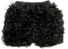 Ruffled Petti Shorts by MyBobbiDoll on Etsy, $9.00