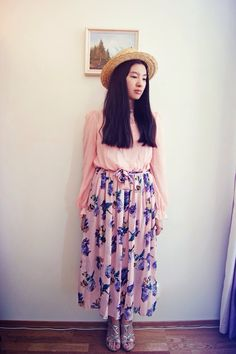 #summer #outfit #fashion #style #vintage #retro