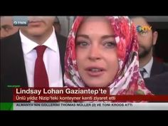 Lindsay Lohan Becomes Muslim on Turkey Star Hollywood - الممثلة الامريكي. Toni Kroos, Lindsay Lohan, Way Of Life, My Way, Quran, Light In The Dark, Fun Facts, Verses, Islam