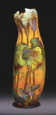 Gourd Art by Whitney Peckman. seriously. she painted this on a GOURD. AMAZING.