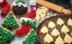 Christmas Diy, Christmas Recipes, Gingerbread Cookies, Sugar, Desserts, Blog, Foods, Gingerbread Cupcakes, Tailgate Desserts