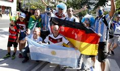 Germany are World Cup champions after dramatic 1-0 victory
