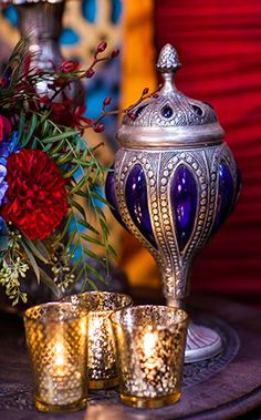 Decor: A Disney's Aladdin Moroccan Inspired ReceptionEver After Blog   Disney Fairy Tale Weddings and Honeymoon