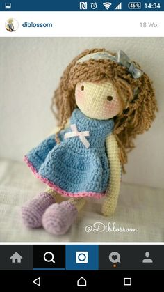 Crochet Amigurumi Pattern Generator : 1000+ images about Lalylala on Pinterest Crochet dolls ...