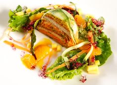 Organic mastery. The cuisine at Karkloof Safari Spa has been featured on 3 time Emmy Award Winning Travel shows across the globe. www.karkloofsafarispa.com