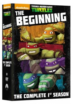 For the past few years, fans have been wondering why they couldn't find their favorite new Teenage Mutant Ninja Turtles series on Blu-ray and DVD. Sure, Ni