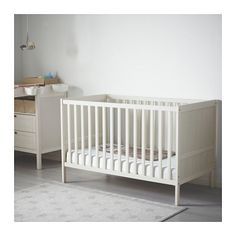 SUNDVIK Crib - IKEA - purchased