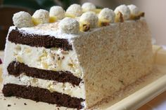Retete Culinare – Tort cu ananas – Famous Last Words Scottish Recipes, Turkish Recipes, No Bake Desserts, Delicious Desserts, Yummy Food, Healthy Food, Romanian Food, Romanian Recipes, Cakes And More