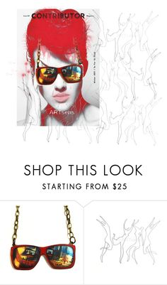 """""""Untitled #271"""" by neotericstudio ❤ liked on Polyvore featuring TAXI"""
