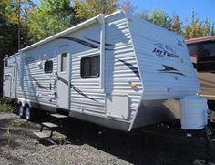 Fredericton RV World | 2010 Travel Trailers JAYCO JAYCO 32BHDS