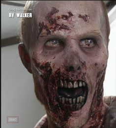 Today we'll start with the video at the end of season one, giving tips on how to look like a zombie, from the makeup artists of the walking dead! Description from walkingwiththedeadwithzoevengenz.blogspot.com. I searched for this on bing.com/images