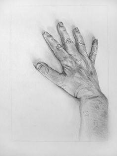 Right Hand 2 - Rechte Hand 2 (Sketch)