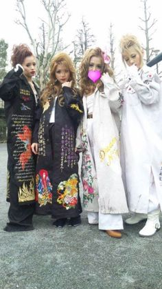 Sukube girl gangs