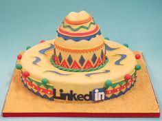 sombrero cake - Google Search