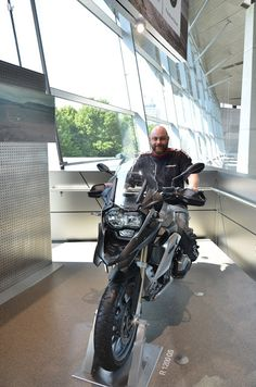 R1200GS at BMW Welt, München, Germany