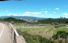 Beautiful day for a bike ride in #Nangang #Taiwan 今天很適合騎腳踏車在 #南港
