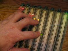 stribe - testing the new driver board by phineus.snow, via Flickr