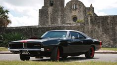 Time for #ThrowbackThursday with a 1969 #Dodge Charger. #TBT