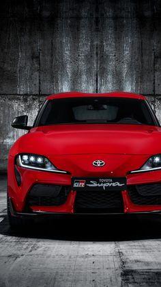 Toyota Gr Supra Toyota Supracar Wallpaperssport