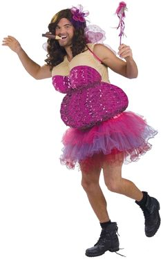 Tutu Much Fun Fairy Adult Costume #Fairy gone wrong