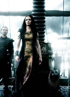 Eva Green in '300: Rise of an Empire' (2014).
