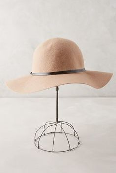 Anthropologie Andreas Floppy Hat #anthrofave