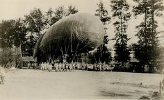 Imperial German Army War Balloon