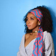 The Tiosa Shortie  Shop: ceeceesclosetnyc.com  #headwrap #headwraps #protectivestyles #protectivestyling #protectivehairstyles
