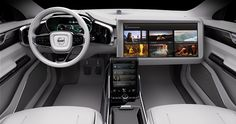 volvo changes the way we commute in autonomous cars with modifiable interior concept http://ift.tt/1OU3cZM