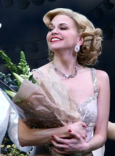 Sutton Foster. The fact that I'll never see her as Reno is scarily close to heartbreaking.