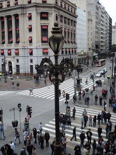 Centro da cidade - SP