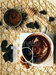 Domáca paleo horúca čokoláda