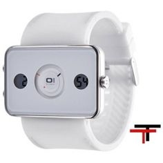 Reloj Iphone The One Blanco  http://www.tutunca.es/reloj-iphone-the-one-blanco
