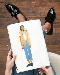 My Beauty Uniform: Leah Goren | A Cup of Jo