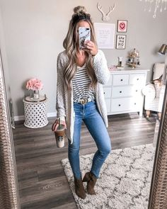 Fall outfits cute outfits for winter, casual women's outfits, tu Trendy Fall Outfits, Casual Winter Outfits, Summer Outfits, Comfortable Fall Outfits, Trendy Hair, Fall Outfits 2018, Outfit Winter, Casual Fall, Casual Church Outfits