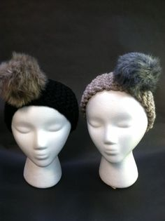 Spotlight: Karen's Corner Handknit headband free pattern on our blog